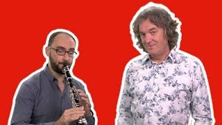 Vsauce special: Can music make you smarter? - James May