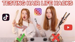 We Tested 8 VIRAL Hair Life Ha…