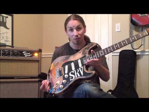 Tommy Katona - McCon-o-Wah Bell-Tone Pickups Demo