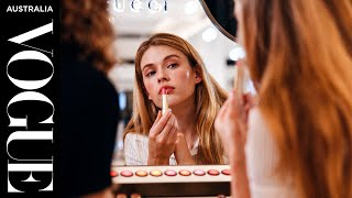 Super easy beauty tricks from a Vogue-approved make-up artist | Beauty | Vogue Australia