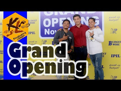 Budget Wise Ipil Grand Opening 2017