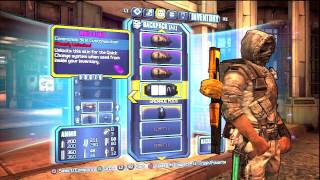 "Borderlands 2 Rare Skin | ""White Night"" Commando Skin For Free"