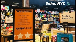 Visiting Amazon's New '4-Star' Retail Concept🗽