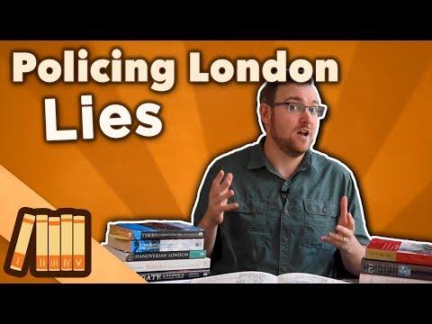 Policing London - Lies - Extra History