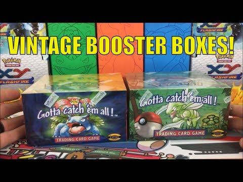THE HOLY GRAIL BASE SET BOOSTER BOX! INSANE EBAY POKEMON CARD DEALS!