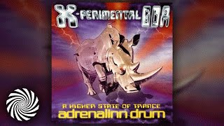 Adrenalinn Drum - X Perimental Goa: A Higher State of Trance (Full Album)