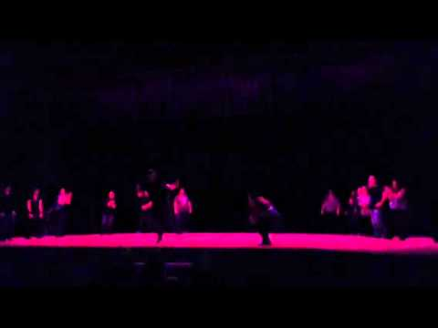 Longwood High School Dance Off 2014 teachers