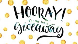 Giveaway announcement/5k Subscribers