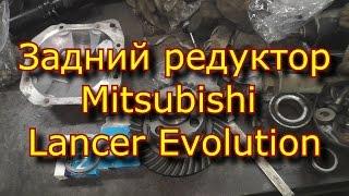 видео Замена масла на Mitsubishi Lancer Evolution 4