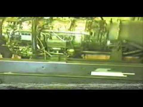 J85 engine mishap