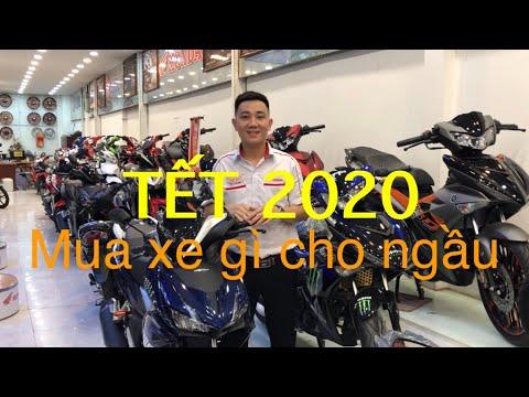 Nam hihi - Mua xe gì đi tết 2020