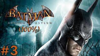 Zagrajmy w: Batman Arkham Asylum #3 Wybuchowy żel i bili mi Batmobil :cc