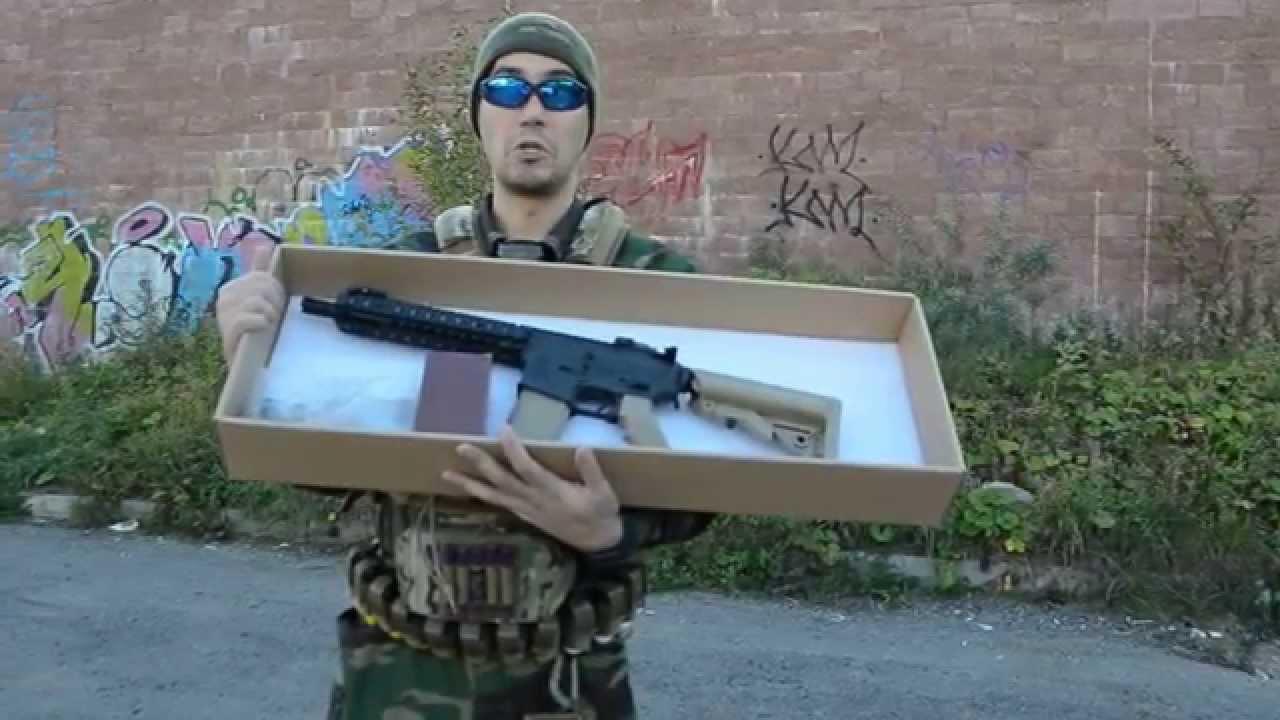 Купить страйкбольное оружие от разных производителей. Большой выбор страйкбольных пистолетов и автоматов.