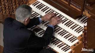 """W. Ralph Driffill's """"Toccata"""" performed by Maestro Hector Olivera"""