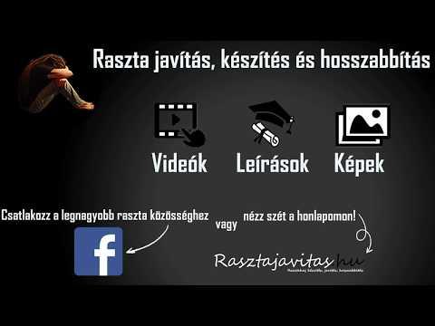 Rasta készítés http://rastakeszites.hu