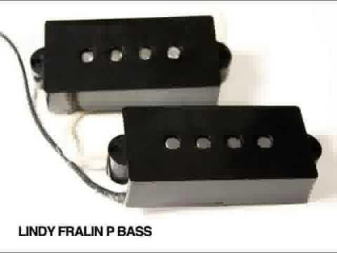 Bare Knuckle Pickups Official P J Bass Pickup Demonstr