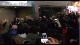 スタパンがPVに続き渋谷で大暴れ。 こんな時代だからこそパンクだろ〜
