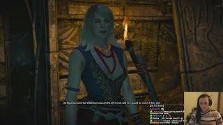 The Witcher 3: Wild Hunt Night 13 - Deathmarch
