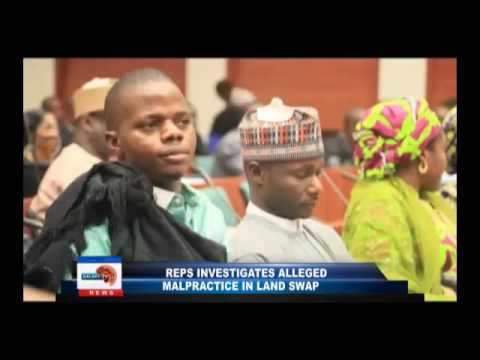 Reps investigates alleged malpractice in land swap