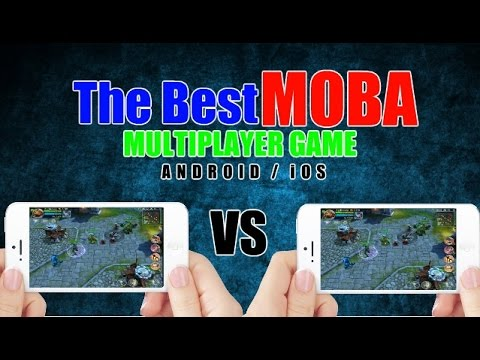 The Best MOBA Multiplayer Game For Android/iOS