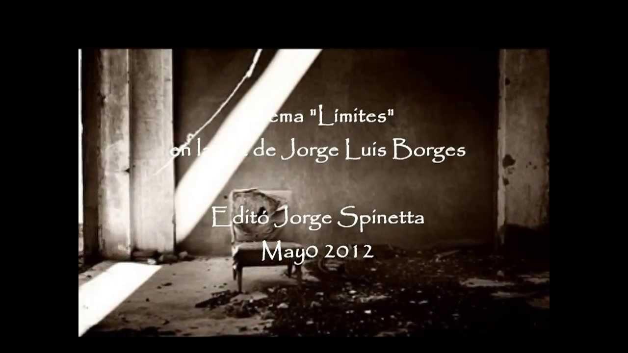 Poemas Para Cunhadas Amor E Poesias: Límites Por Jorge Luis Borges