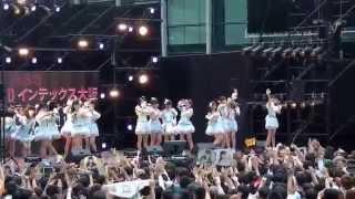 2015年6月20日グランフロント大阪うめきた広場での AKB大阪限定ライブ&...