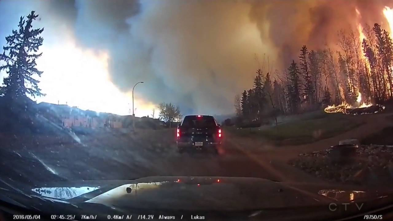Fort McMurray wildfire update