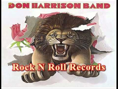 Don Harrison Band - Rock n Roll Records