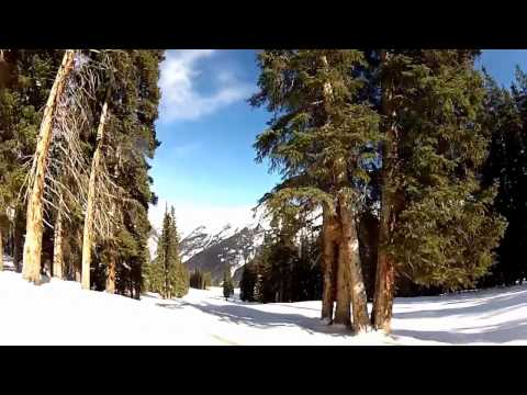 GoPro Hero Skrillex Snowboarding Edit - Copper Mountain Resort, Colorado