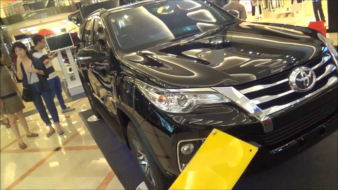 Toyota fortuner 2016 indonesia interior autonetmagz - Review Sederhana Toyota All New Fortuner 2 4 G 4x2 Vrz 4x2 Tahun 2016
