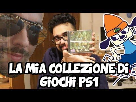 La mia collezione di giochi PS1 (feat Masella)