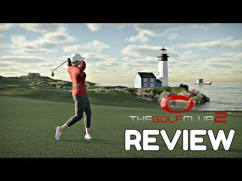 The Golf Club 2 Review - Best Golf Game This Generation? (Ps4 Pro Gameplay)