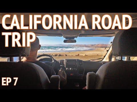 California Road Trip | Camper Van Life