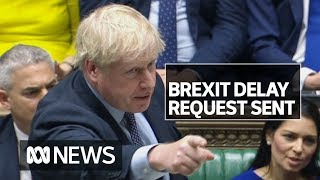 Brexit delay request sent to EU, along with letter arguing against it | ABC News