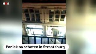 AANSLAG STRAATSBURG: Drie mensen doodgeschoten, dertien gewonden