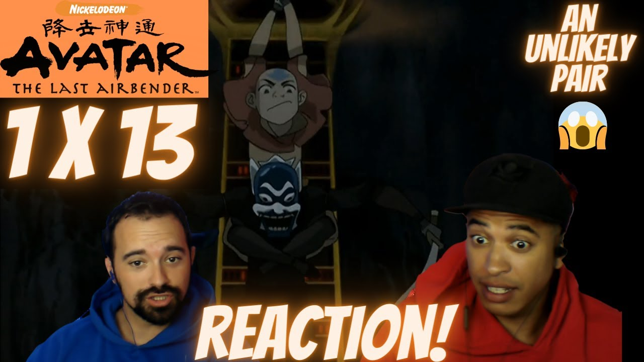 Download Avatar The Last Airbender 1x13 | The Blue Spirit | REACTION! Book 1 Episode 1 Water