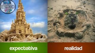 Sketch...Playa_Expectativa vs Realidad  Enchufe tv/El XD