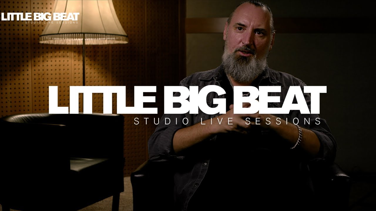 FINK - EPK/INTERVIEW - STUDIO LIVE SESSION - LITTLE BIG BEAT STUDIOS