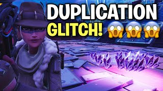 *NEW* Insane Duplication Glitch out NOW! 😱🤯 (Scammer Get Scammed) Fortnite Save The World