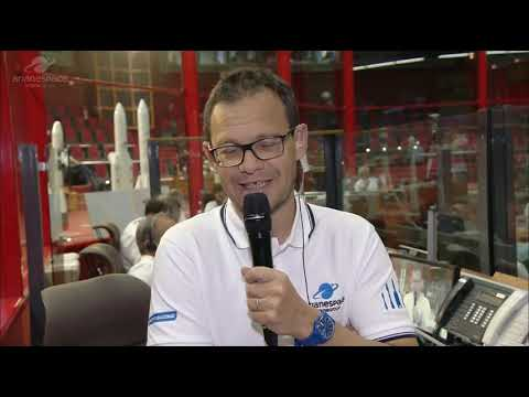Arianespace TV VV16 Official Speeches