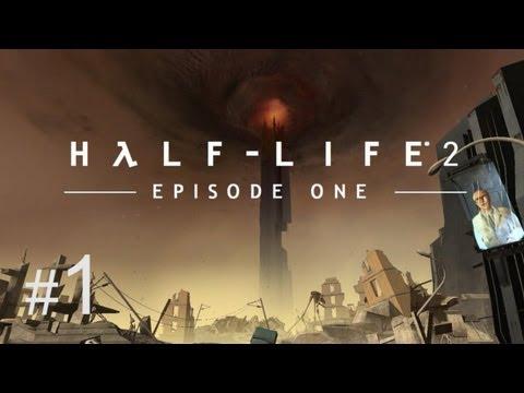 Прохождение Half-Life 2: Episode One с Карном. Часть 1