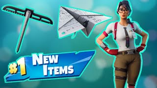 NEW Nerdy Girl Maven Skin! Fortnite Live Stream!