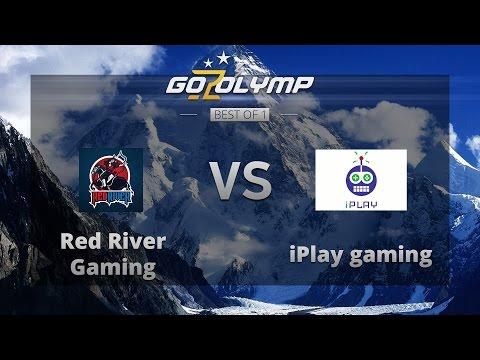"Dota 2: iPlay gaming vs Red River Gaming, ""Знакомство с богами — Аид"" ($200 Tournament), Полуфинал"