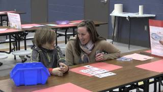 2014-15 Scales Elementary Family Math Night