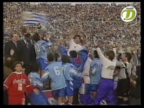 Final     Copa     América     1995     Uruguai      x     Brasil