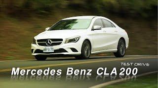 Mercedes-Benz CLA 200 親切美人 試駕