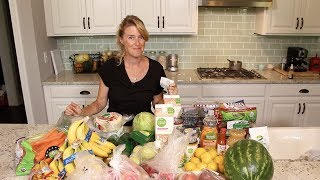 Whole Food Plant Based Vegan Grocery Haul