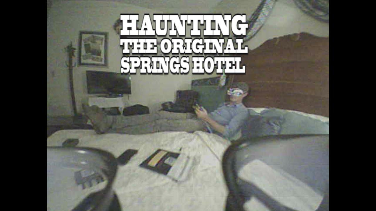Haunting The Original Springs Hotel Tiny Whoop Team Big Whoop