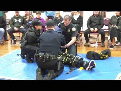 New Santa Barbara Police Restraint
