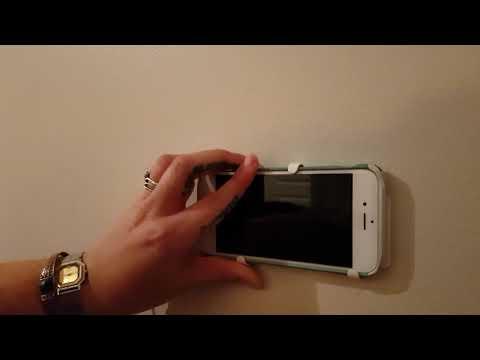 IKEA phone mount hack